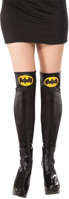 Rubie's Costume Co Rubie's Women's DC Superheroes and Super Villains Boot-Tops