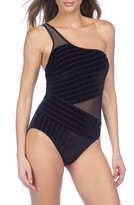 Kenneth Cole New York Women's Sultry One-Piece Swimsuit