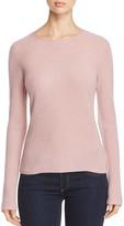 Elie Tahari Delaney Merino Wool Waffle Knit Sweater