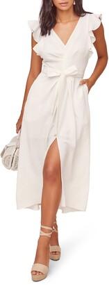 ASTR the Label Euphoria Midi Dress