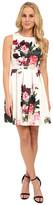 Vince Camuto Sleeveless Rose Bouquet Dress