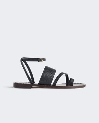 Jigsaw Claudia Leather Strap Sandal