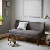 "west elm Retro Wing Settee (56"")"