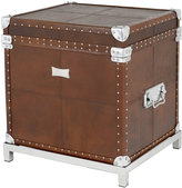 Eichholtz Brown Leather Flight case