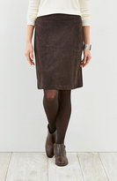 J. Jill Sueded Skirt