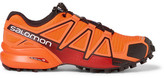 Salomon Speedcross 4 Trail Running Sneakers - Orange