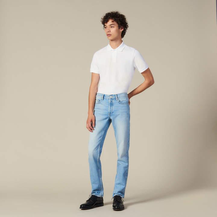 Sandro Washed Slim Jeans