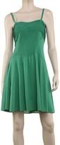 Max Studio Pintucked Dress