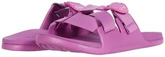 Chaco Chillos Slide (Black) Women's Shoes