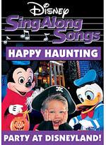 Disney Sing Along Songs: Happy Haunting DVD