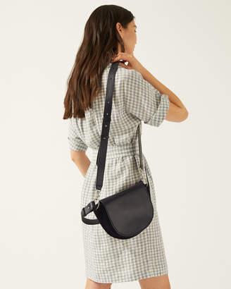 Jigsaw Keller Leather Shoulder Bag