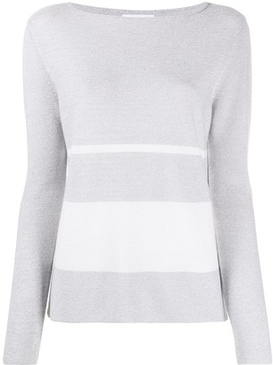Fabiana Filippi Colour-Block Panelled Jumper