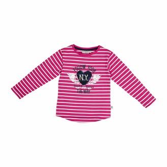 Salt&Pepper Salt & Pepper Girl's Longsleeve Cool Stripe Print Shirt