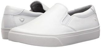 Nurse Mates Faxon (White) Women's Slip on Shoes
