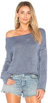 Rails Kalani Sweatshirt in Blue. - size S (also in XS)