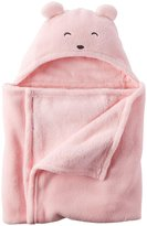 Carter's Sherpa Blanket (Baby) - Pink-One Size