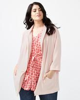 Penningtons MELISSA McCARTHY Soft Fitted Blazer