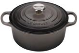 4.5 qt. Signature Round Dutch Oven - Oyster
