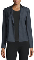 Elie Tahari King One-Button Suiting Jacket