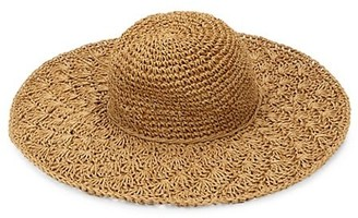 MARCUS ADLER Woven Sun Hat
