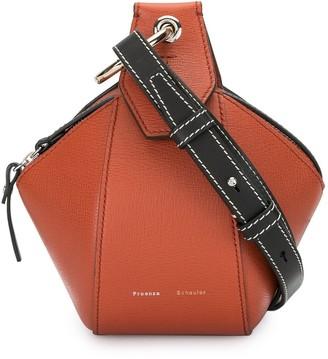 Proenza Schouler Zipper pochette bag