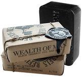 Rebels Refinery Three-Pack Black Organic Oil Skull Soap