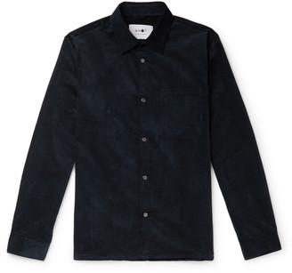NN07 Basso 1427 Cotton-Corduroy Overshirt