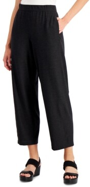 Eileen Fisher Pull-On Pants
