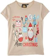 Last Man Standing Kids Merry Christmas T-Shirt,(Manufacturer Size:Small)