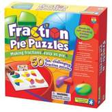 Educational Insights Fraction Pie Puzzles
