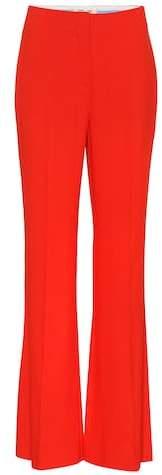 Diane von Furstenberg High-waisted flared pants