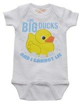 SARA KETY - Infant Big Ducks Bodysuit