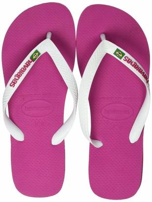 Havaianas Women's Brasil Logo Flip Flops
