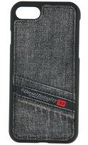 Diesel denim iPhone 7 case - men - Cotton - One Size
