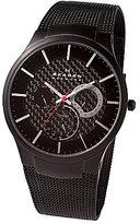 Skagen Extra-Large Plated Titanium Multifunction Watch