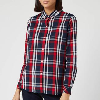 Barbour Women's Cheviot Long Sleeve Shirt
