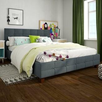 Andover Mills Amherst Upholstered Platform Bed