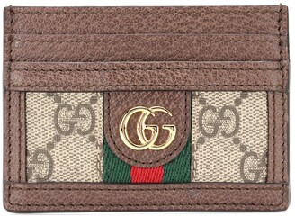 Gucci Ophidia leather card holder