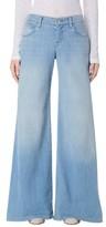 J Brand Women's Lynette Super Wide Leg Jeans
