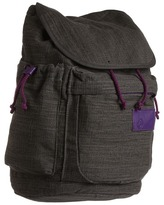 Volcom Daydreamin Ruck Backpack (Charcoal) - Bags and Luggage