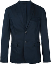 Emporio Armani two button blazer - men - Cotton/Polyester/Spandex/Elastane - XXXL