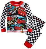 DisneySTM Disney Cars Boy's Size Lightning McQueen Cotton Pajama Pants Set