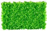 The Well Appointed House Child's Shaggy Raggy Rug in Neon Green-Available in Two Different Sizes