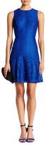 Nine West Sleeveless Lace Dress