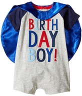 Mud Pie Birthday Boy Cape One-Piece Boy's Jumpsuit & Rompers One Piece