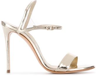 Casadei V Celebrities 110mm heeled sandals