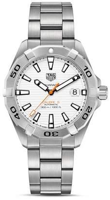 Tag Heuer Aquaracer Watch, 41mm
