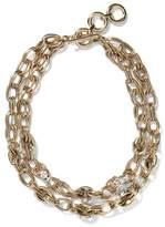 Banana Republic Double Chain Necklace