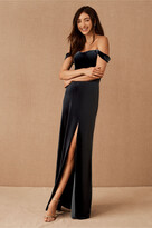 Thumbnail for your product : Jenny Yoo Issa Velvet Dress