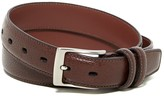 Original Penguin Milled Leather Belt